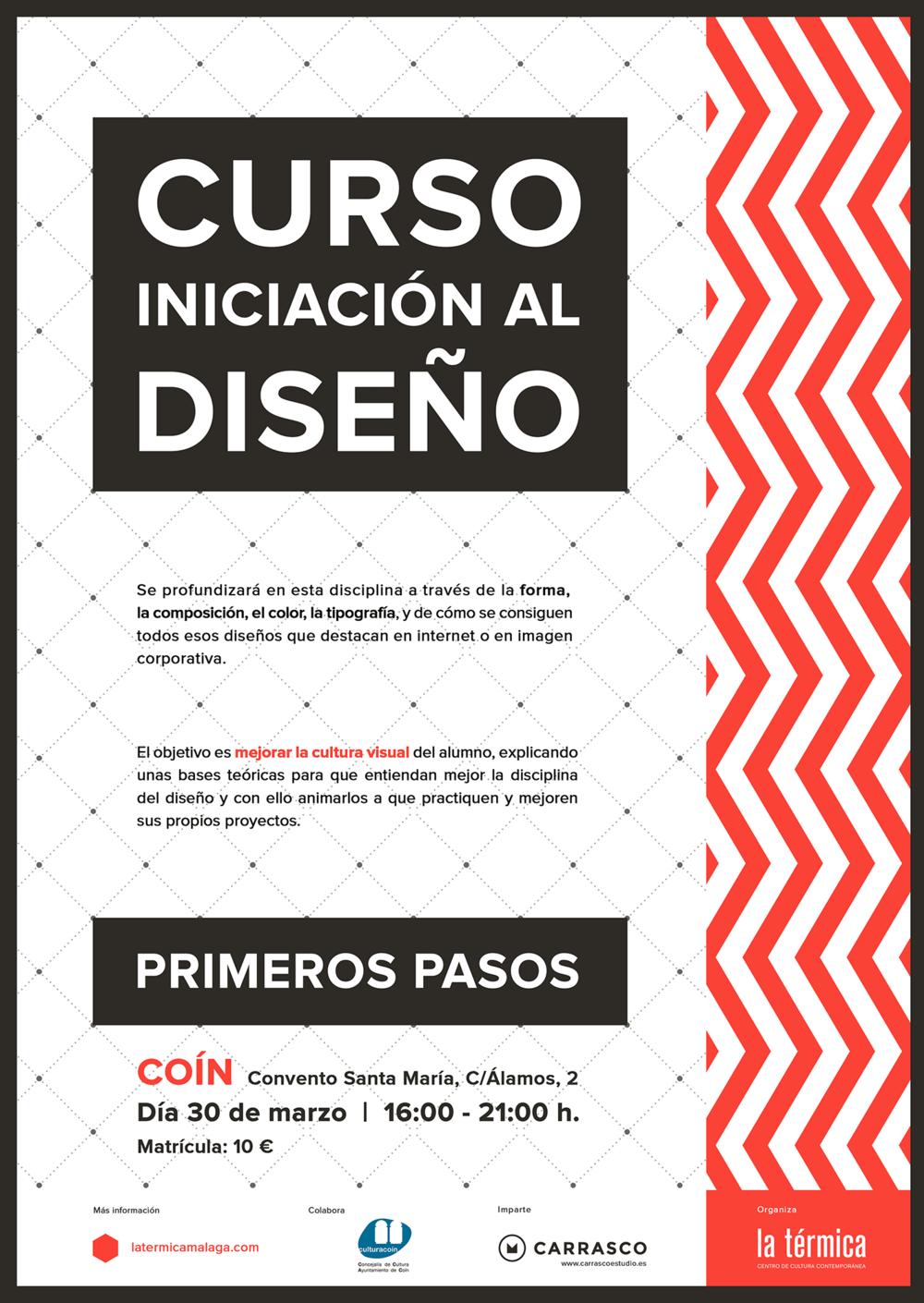 Iniciación al Diseño_ Coín