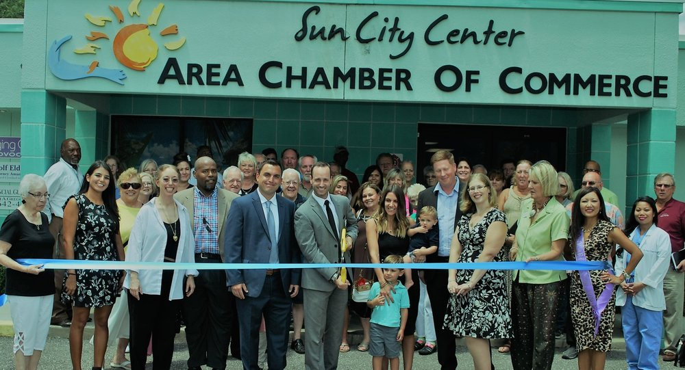 Sun City Center Ribbon Cutting Ceremony -Now providing HOme Health services to  sun city center, FL and its surrounding communities