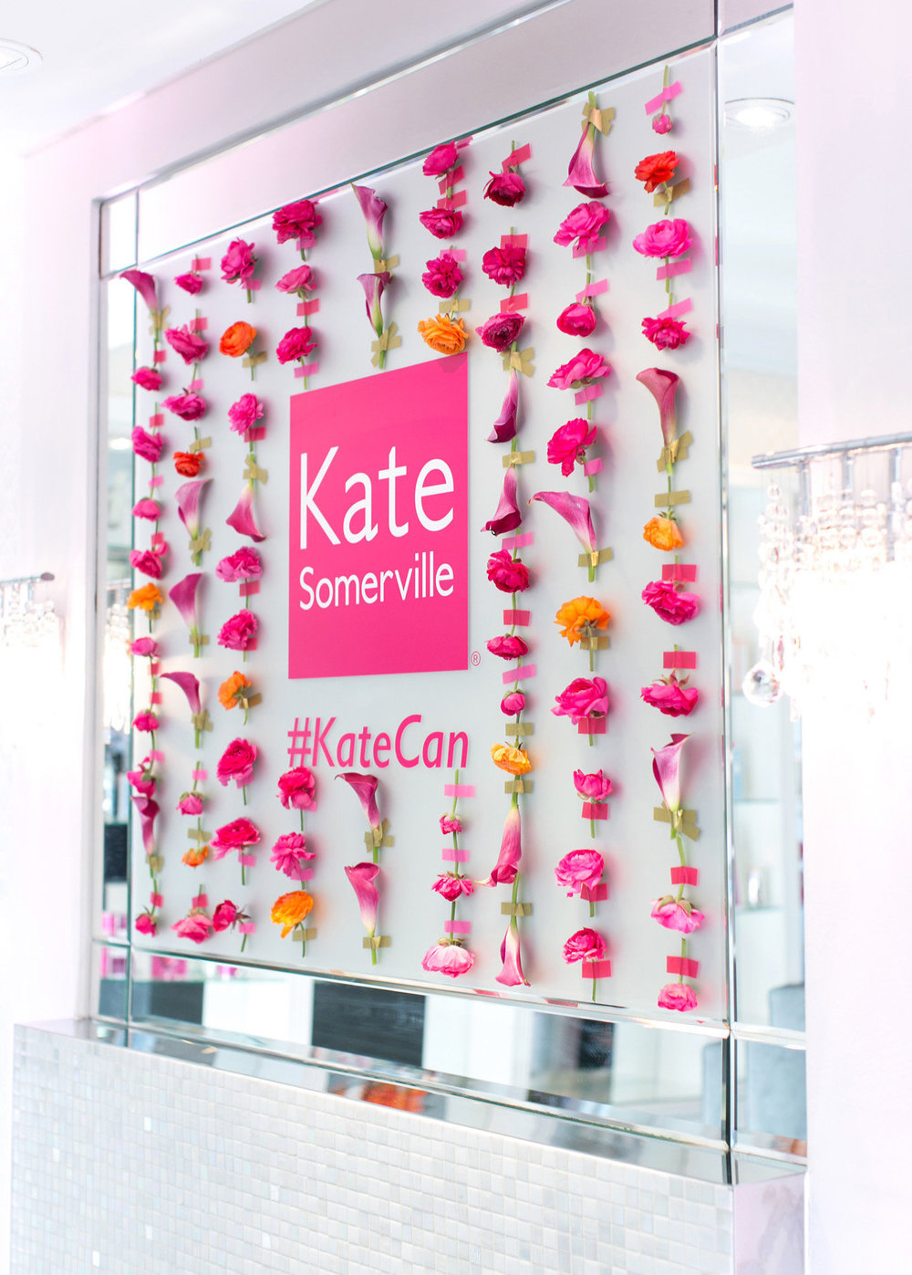 KATE SOMERVILLE #KATECAN EVENT