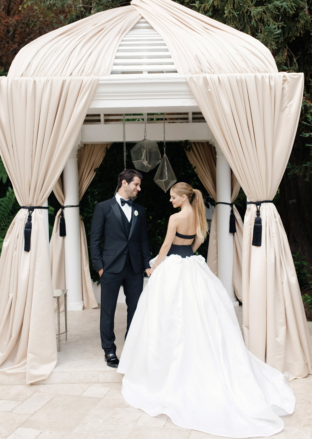 BEL-AIR CHIC | WEDDING