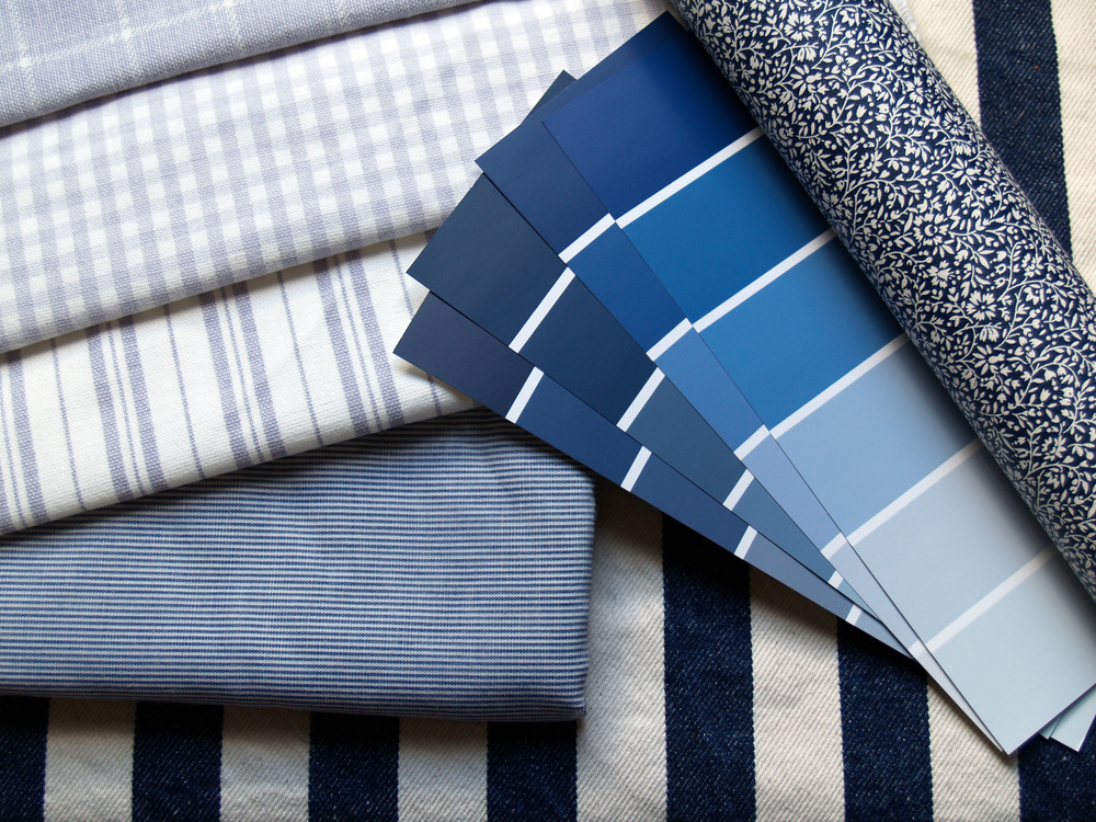 Color Scheme<strong>Coordinated fabrics and complimenting colors. </strong><a href=/color-and-fabric-selection>Learn More</a>