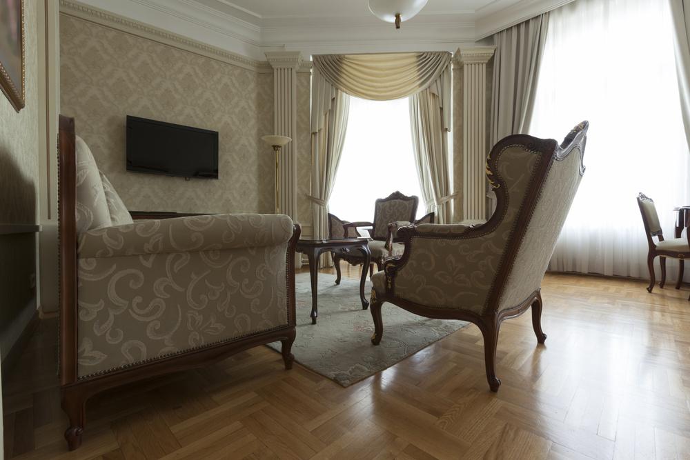 Livingroom Drapery