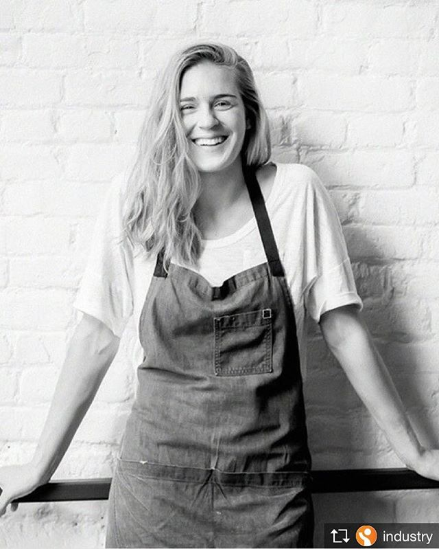 "Excited to be featured on @industry ! ""The most important thing in this industry is the relationships we create with our team, our farmers, our customers, our community. I love what I do because I get to connect with all of these people through food. My most important role as a chef is to #INSPIRE - it's a challenge everyday, and it's also what drives me to learn more about the people around me and more about the ingredients I source."" @chefjessicaa, Chef & Owner of @Carotacafepgh."