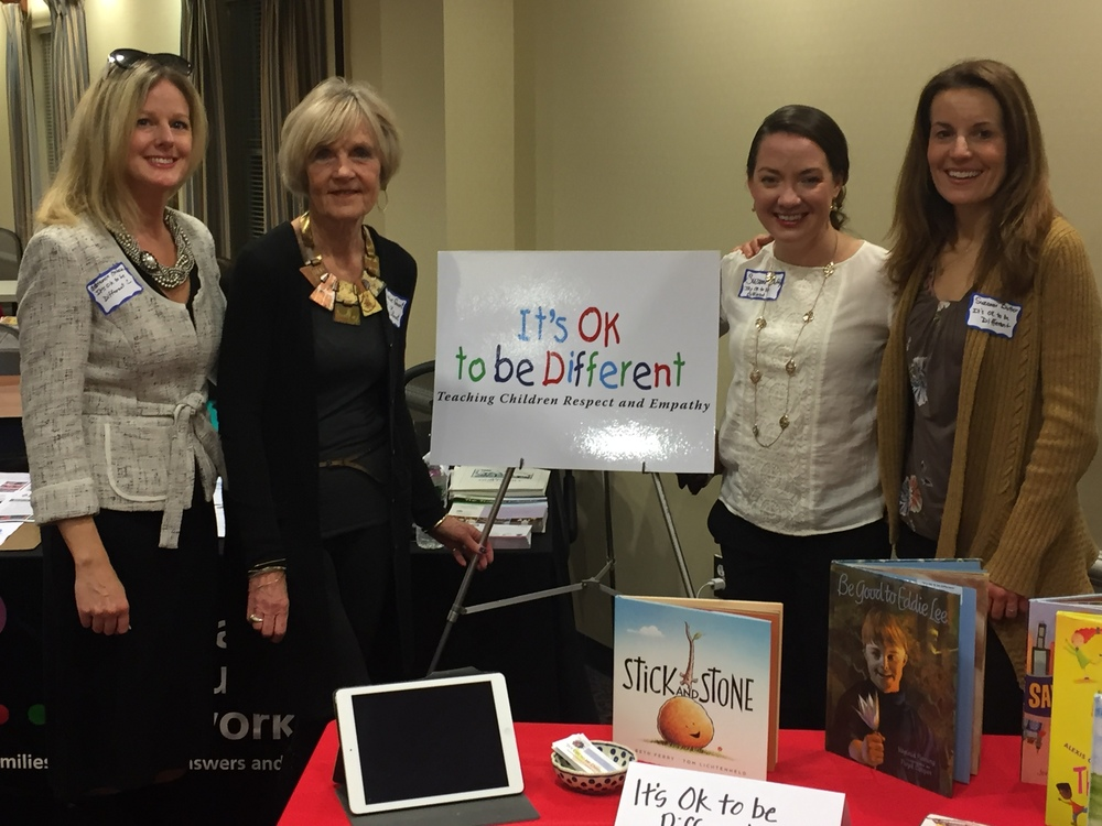 Meet The It's OK to be Different Team