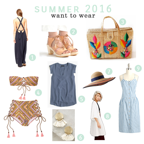 Summer 2016 Women's Clothing from leenB.com