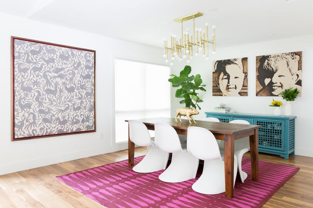 Mid-Century Dining Room by Becca Stephens on leenB.com