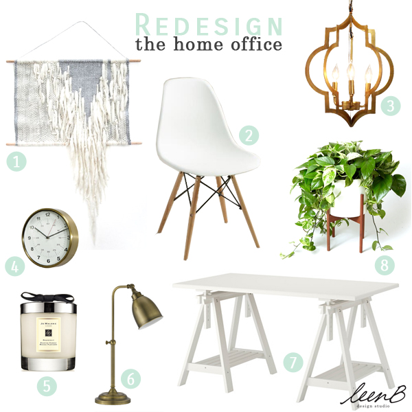 White-Brass-Home-Office-from-leenB-Design-Studio