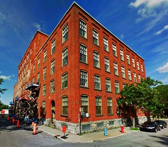 Solin Hall, McGill University residence. Photo courtesy Google Maps 2015
