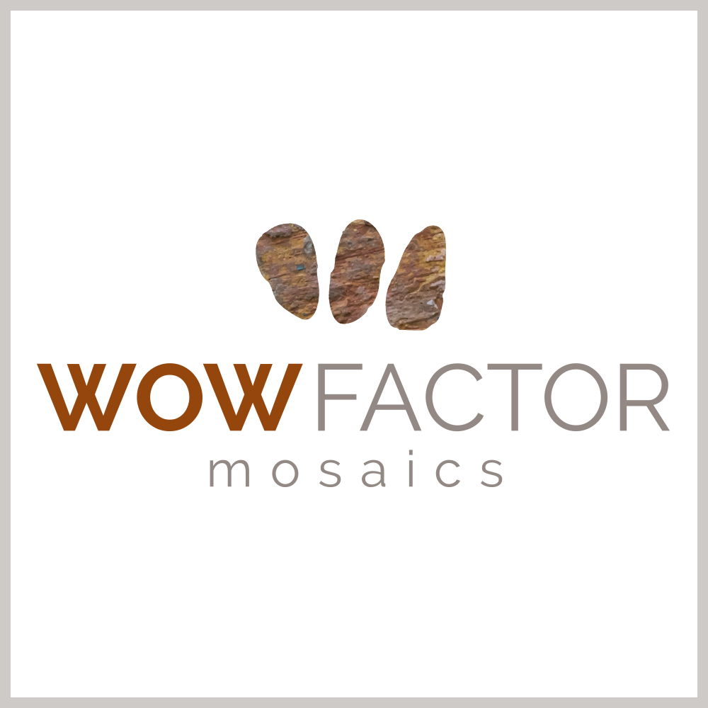 Branding for WowFactor Mosaics
