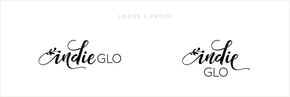 Logos | Round 2 for indieGlo