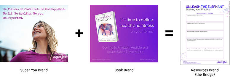 Bridging Brands for Gillian Goerzen by Michelle Clayton, Let Her Fly
