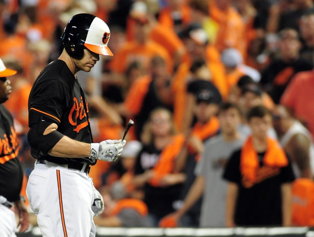 Let's Go O's