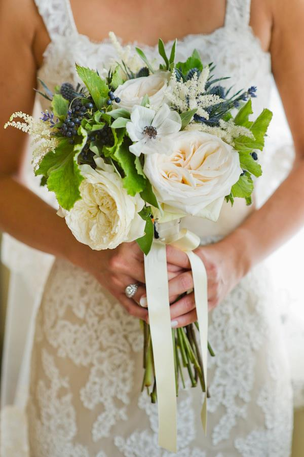 Malloy Events | New England wedding florist | Rustic barn wedding