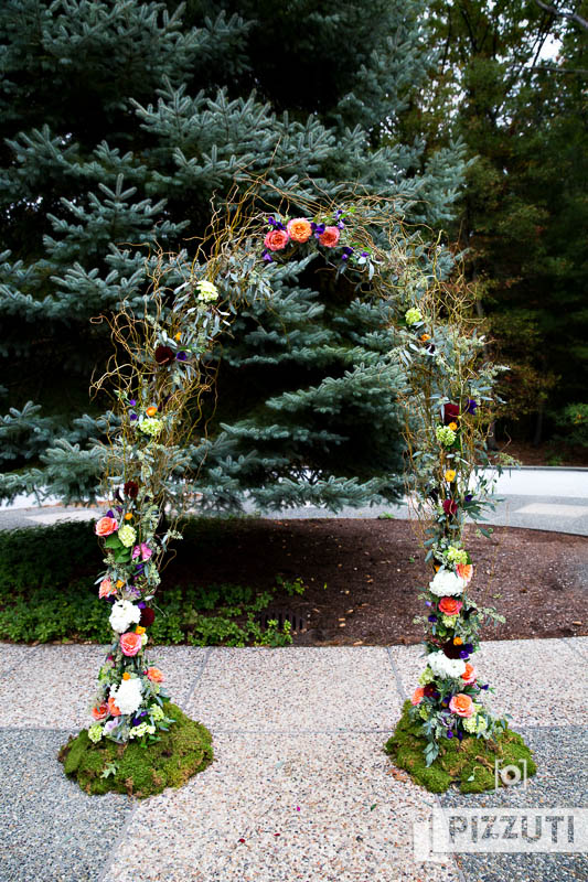 Malloy Events | New England wedding florist | Fall rustic wedding