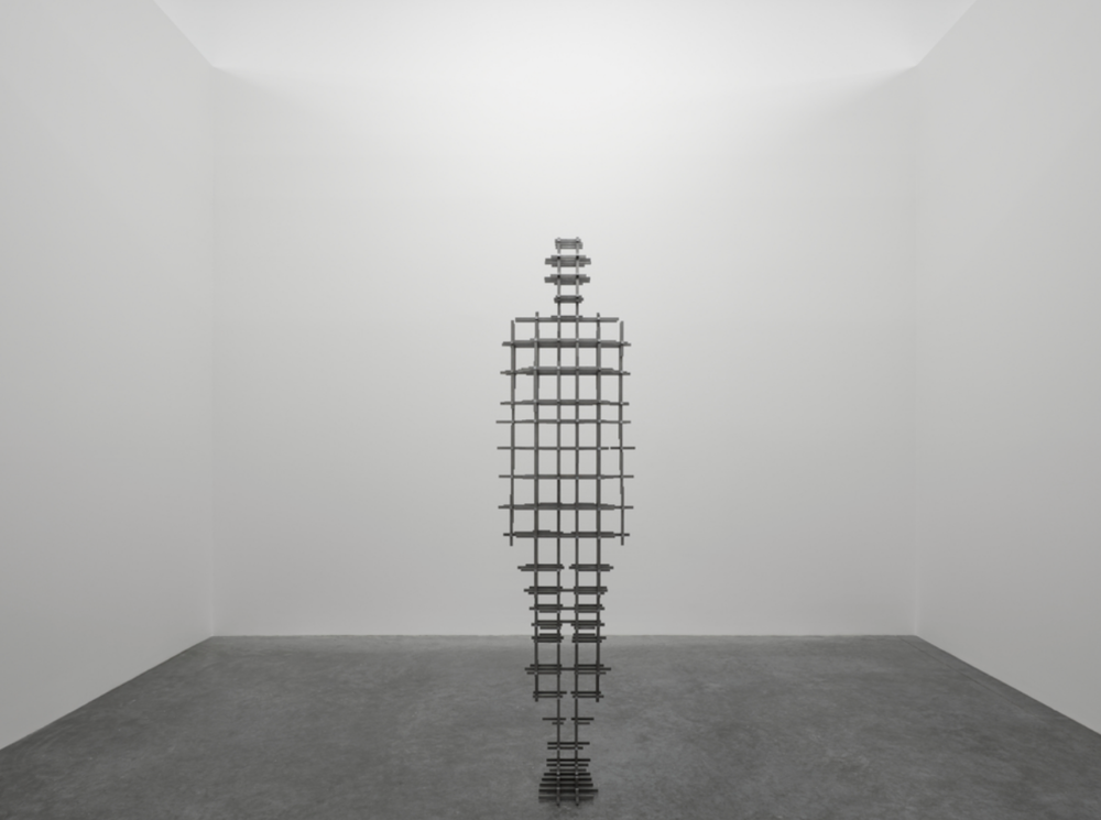 ©  Antony Gormley . Photo ©  White Cube  (Ben Westoby)