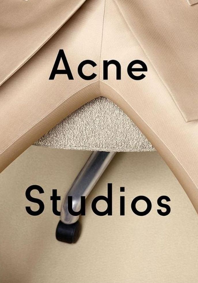 Acne Studio's Ad