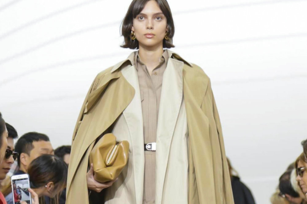 Celine SS18  Valerio Mezzanotti for Now Fashion