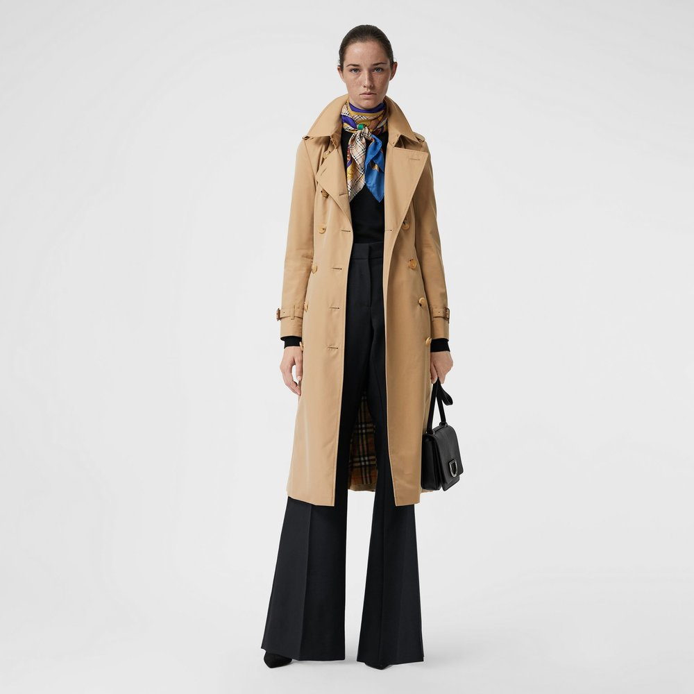 The Long Chelsea Heritage Trench