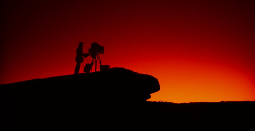 The Negative Short Film Daniel Ciurlizza Outlier Studios Film Score Mate Boegi Ziryab Ben Brahem Kodak VistaVision