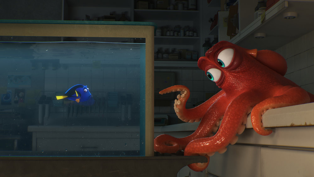 FINDING DORY,  2016. PHOTO: WALT DISNEY PICTURES, PIXAR ANIMATION STUDIO