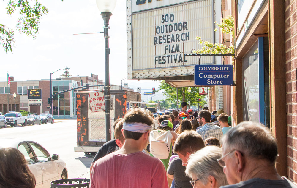 Outdoor Research Film Festival