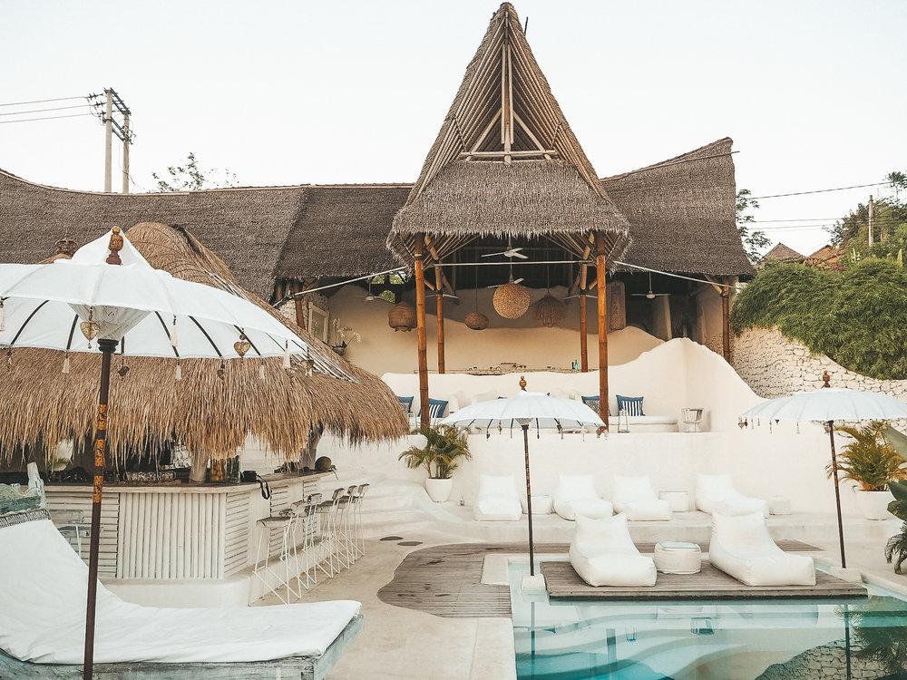 Gravity Hotel Bali.