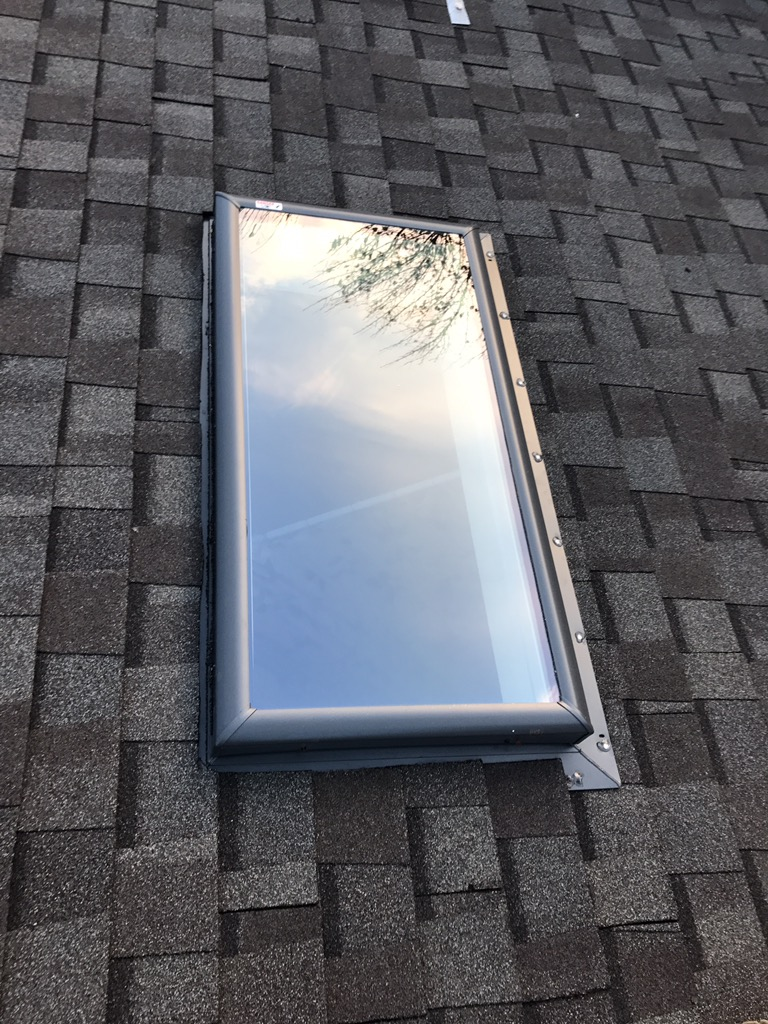 Velux Horizontal Skylight