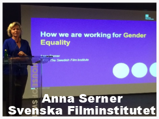 Anna Serner, Svenska Filminstitutet