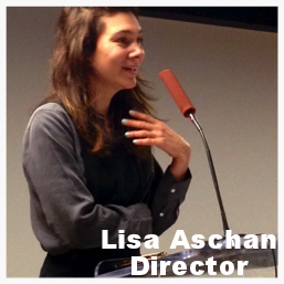 Director Lisa Aschan