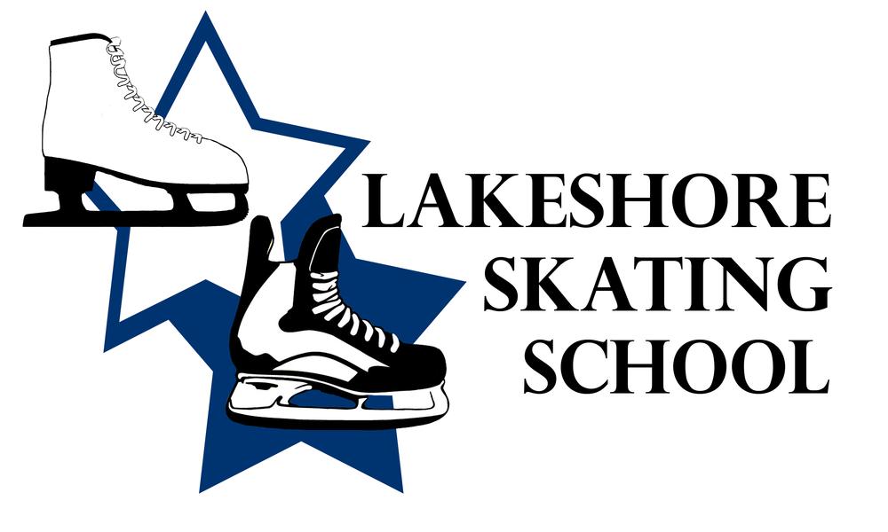 Logo for Lakeshore Skating School
