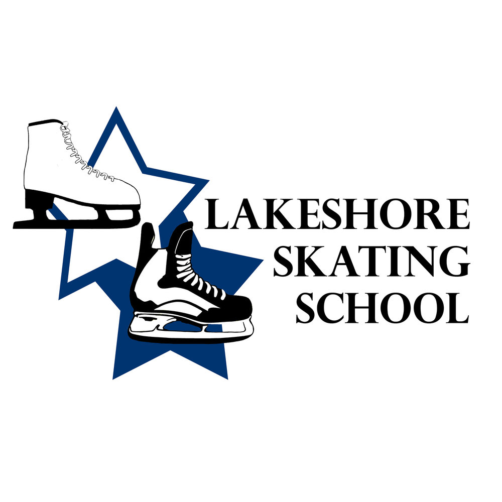 Logo for Lakeshore Skating School