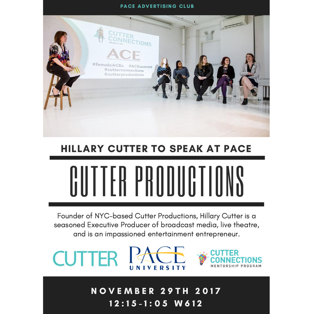 Flyer for Cutter Connections