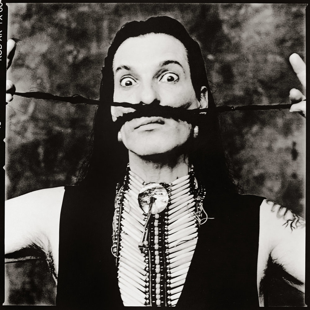WILLY DEVILLE AS DALI