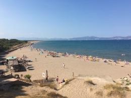 Playa del Riuet (Empúries)