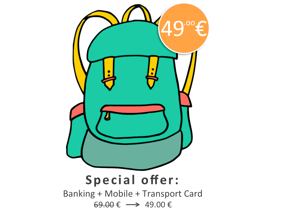 Services in Madrid - Special offer