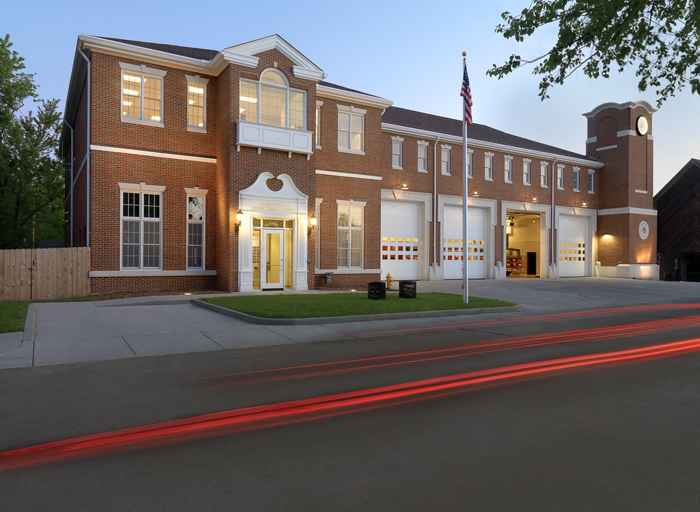 Brentwood Fire Station