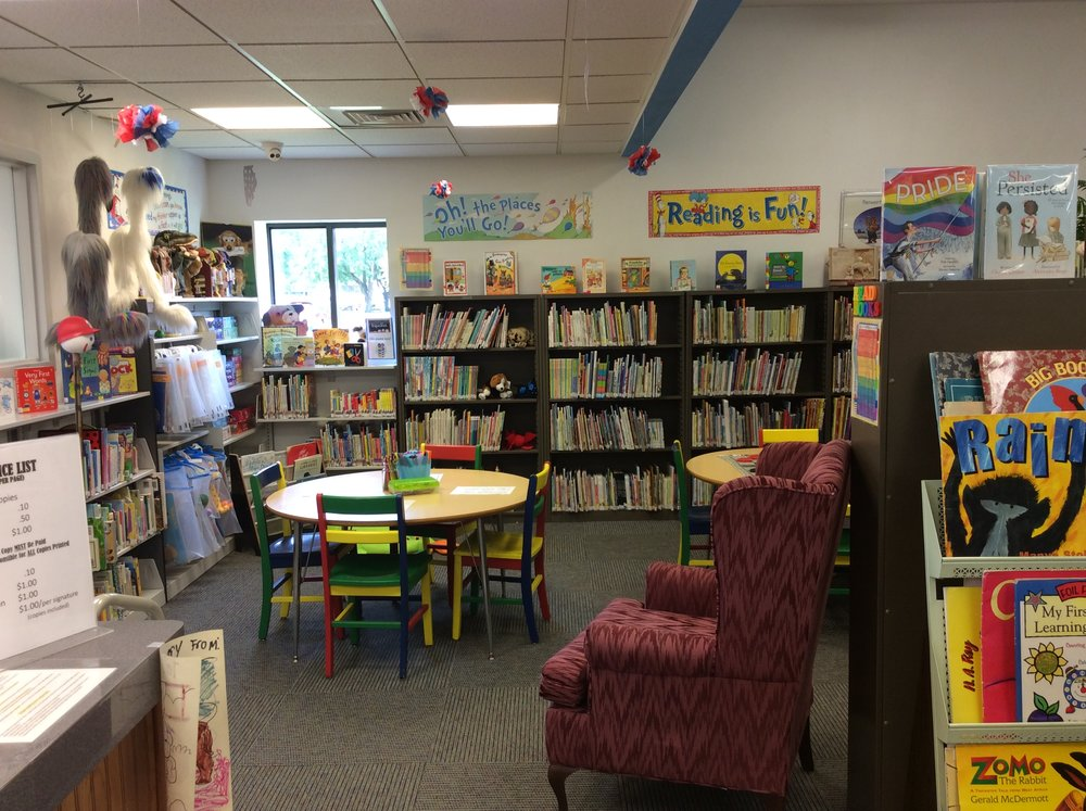 Current Children's Area