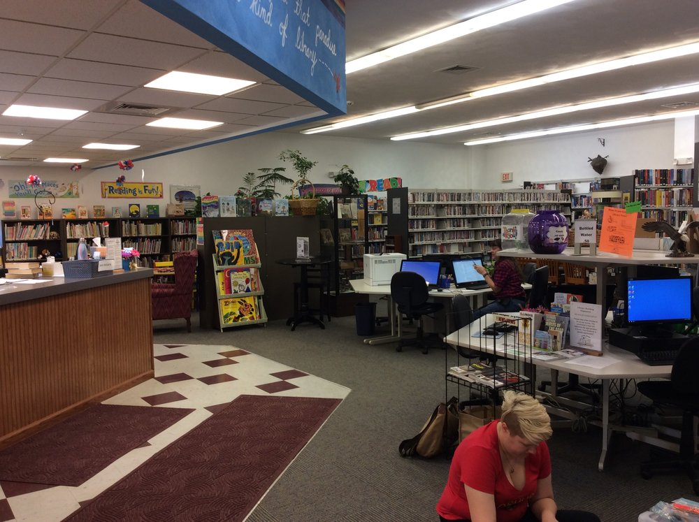 Current Service Desk and Main Collections