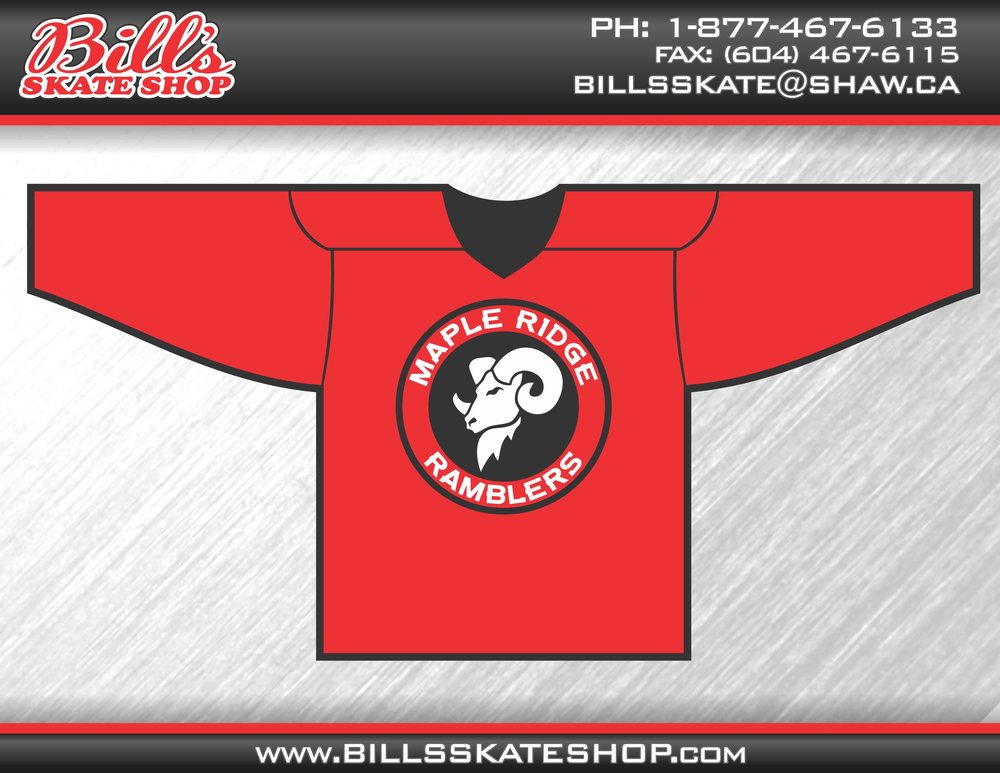 Maple Ridge Ramblers Jersey.jpg