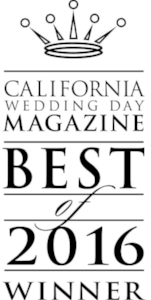 California Wedding Day best Florist