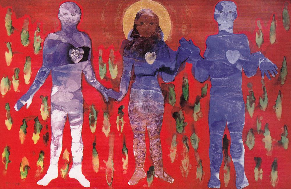 1994. Sin Título. 116.84x183cms