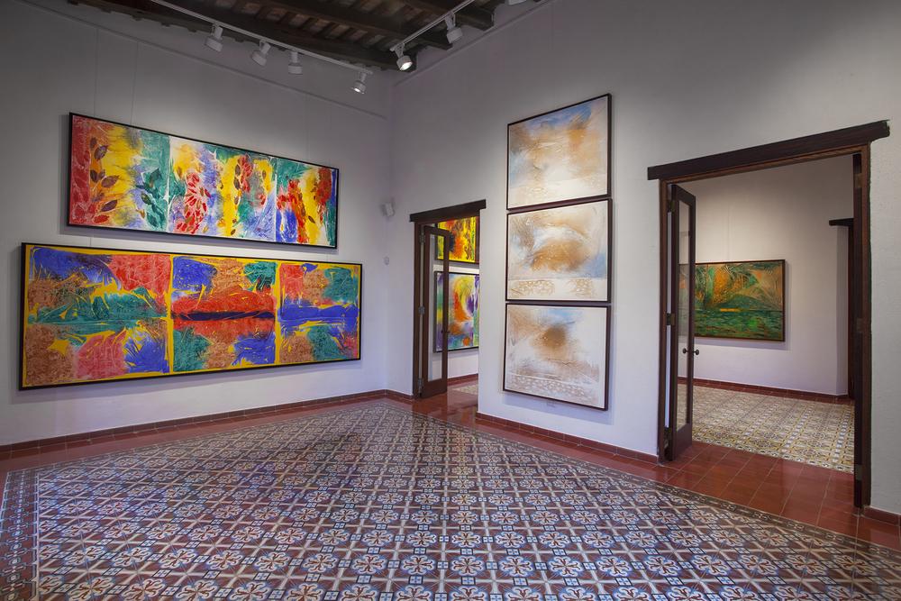Sala 1, para exposiciones temporales