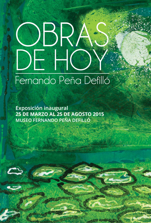 Exposición inaugural | OBRAS DE HOY