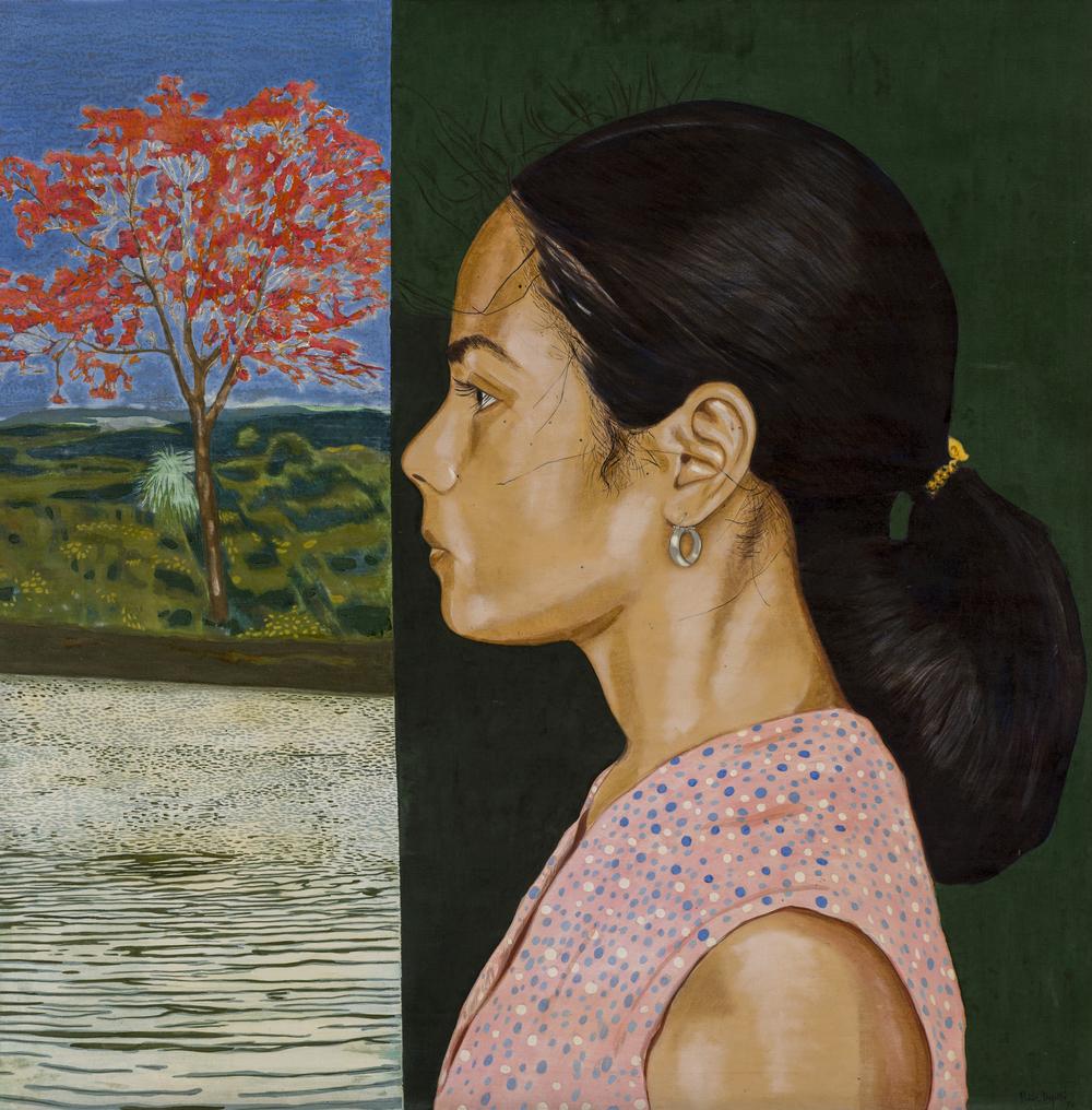 Amapola (díptico), 1978.