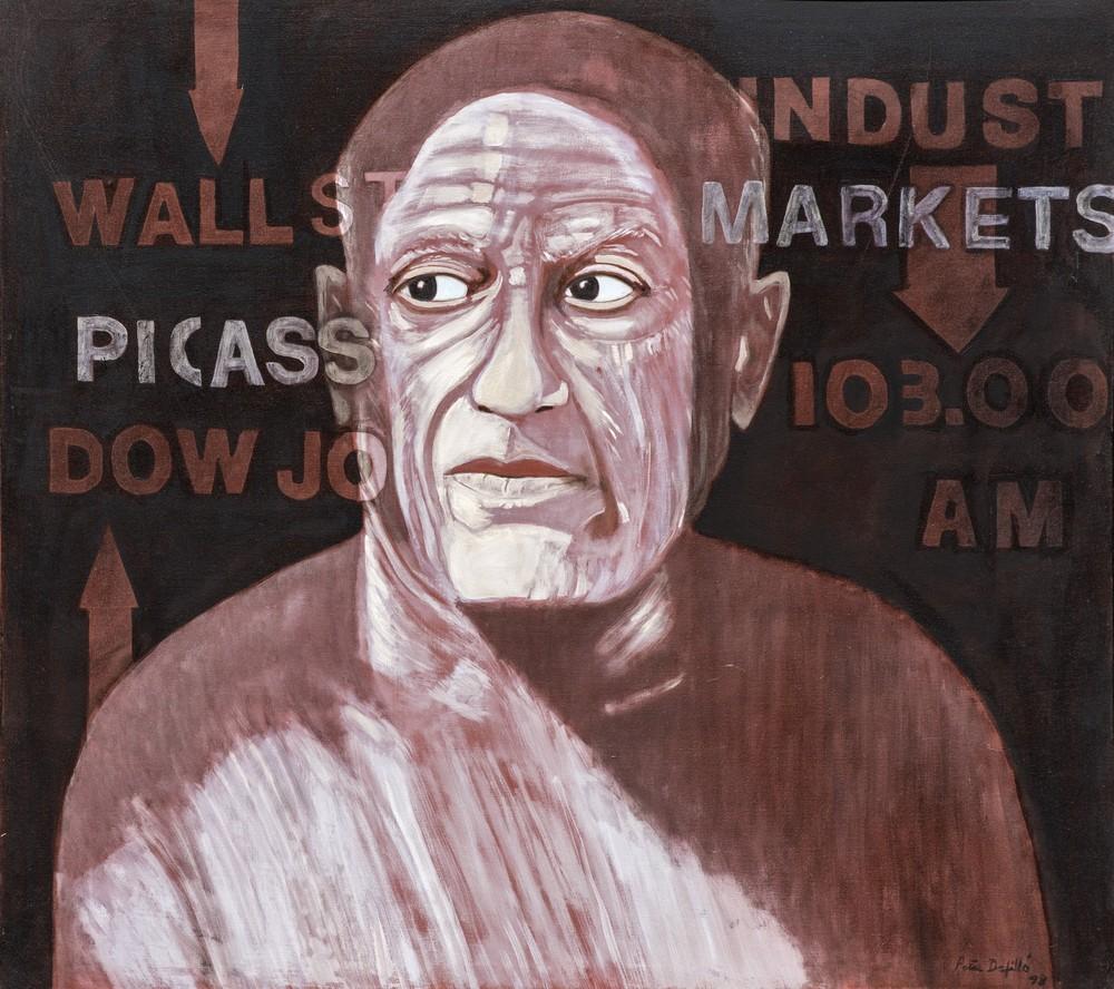 Transfiguración de Picasso, 1998.