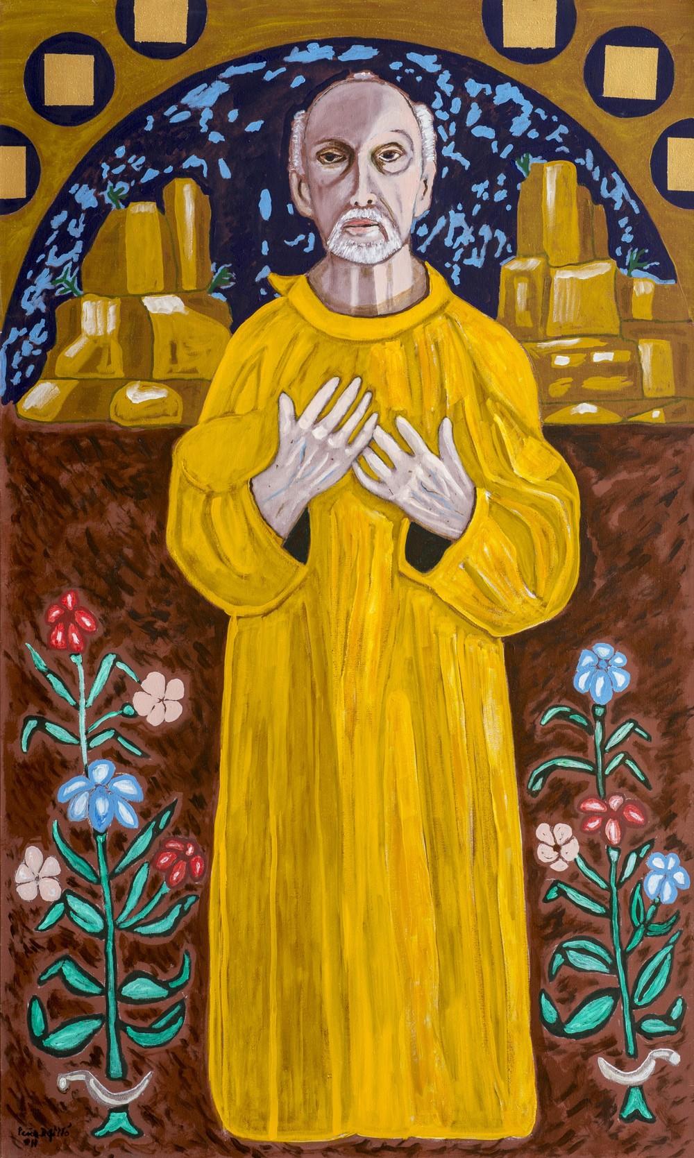 Autorretrato místico, 2011.