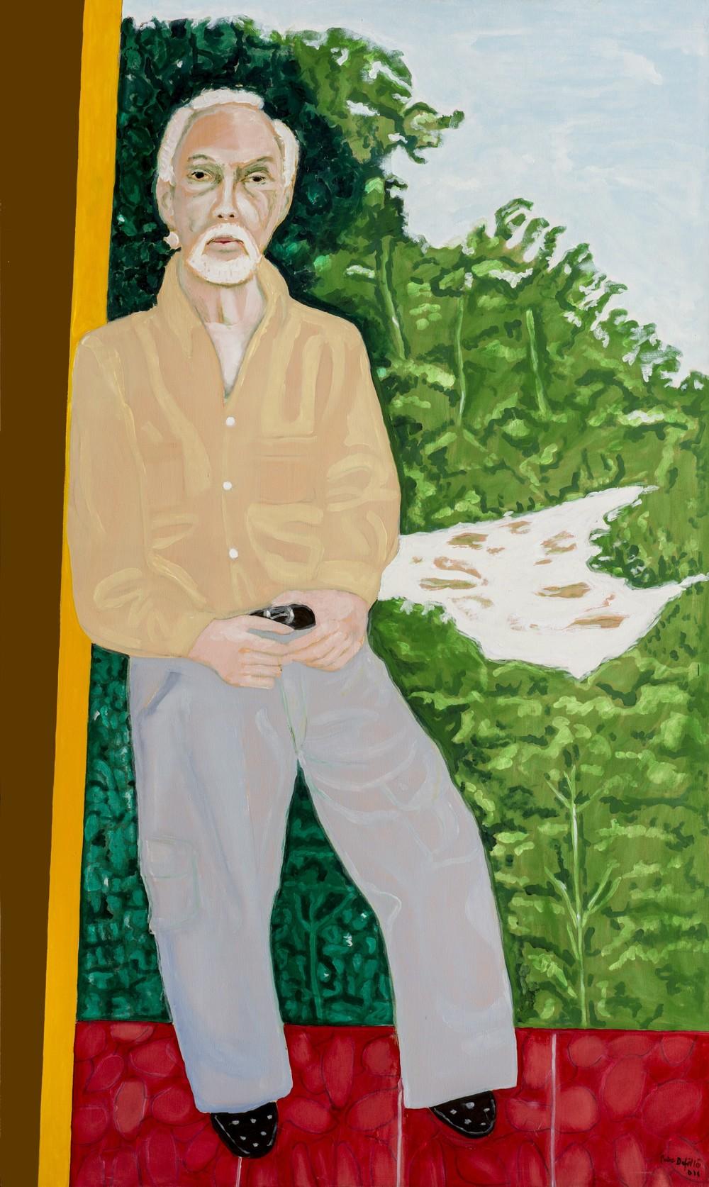 Autorretrato tal cual, 2011.