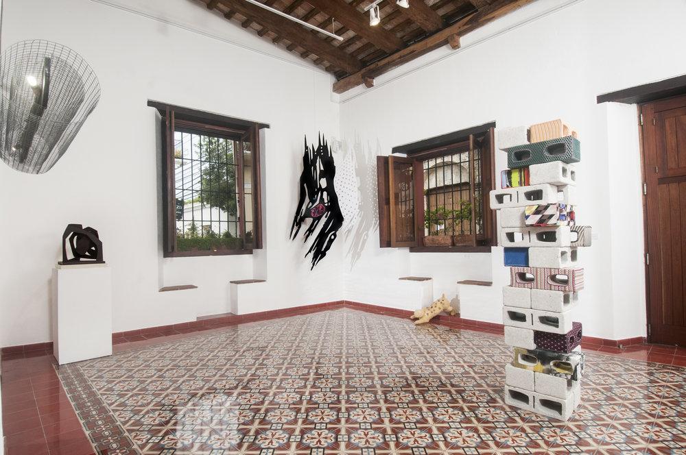 """""""Otra Dimensión: Nueva Escultura Dominicana"""" en la Sala 2 del Museo"""