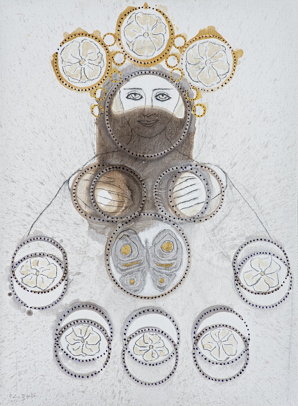 Virginal reverie (2010). Fernando Peña Defilló