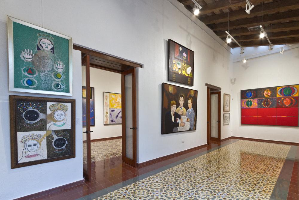 Sala 2, para exposición permanente